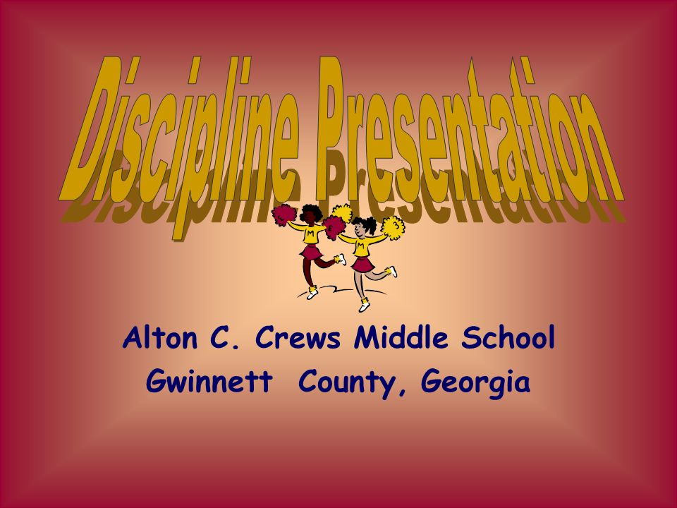 Alton C Crews Middle School Gwinnett County Georgia Ppt Video
