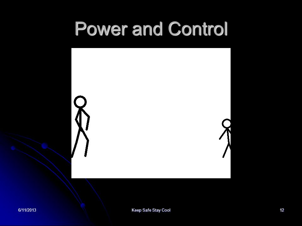 Power and Control 22/03/2017 Keep Safe Stay Cool