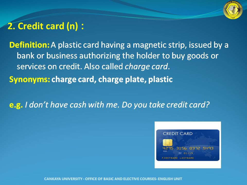 Definition Business Charge Cards | Best Business Cards