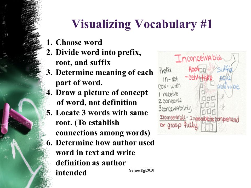 the 6 steps to teaching academic vocabulary