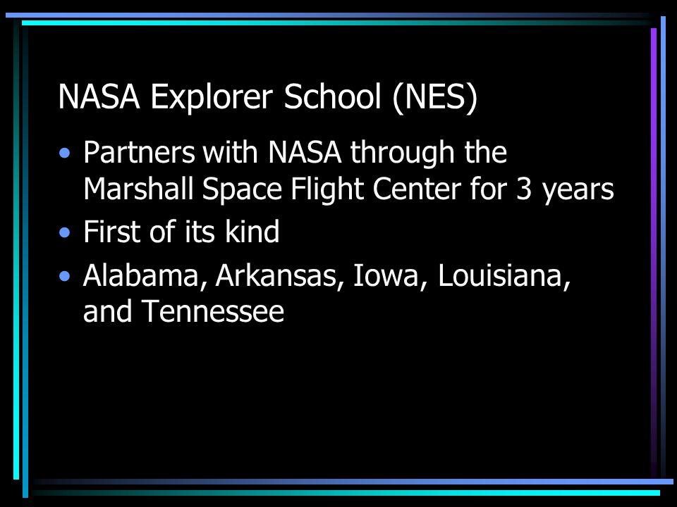 NASA Explorer School (NES)