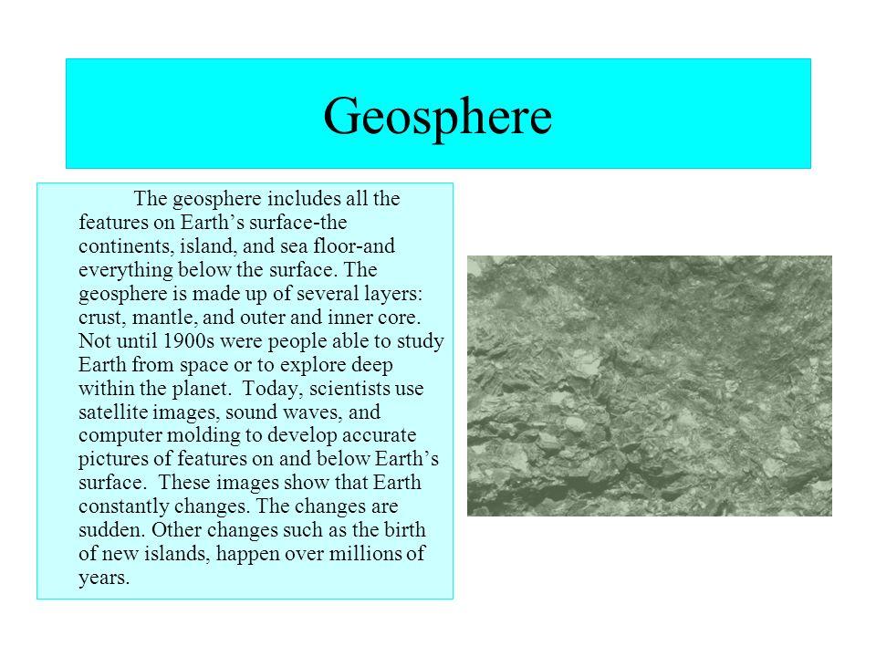 Geosphere