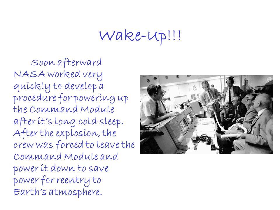 Wake-Up!!!