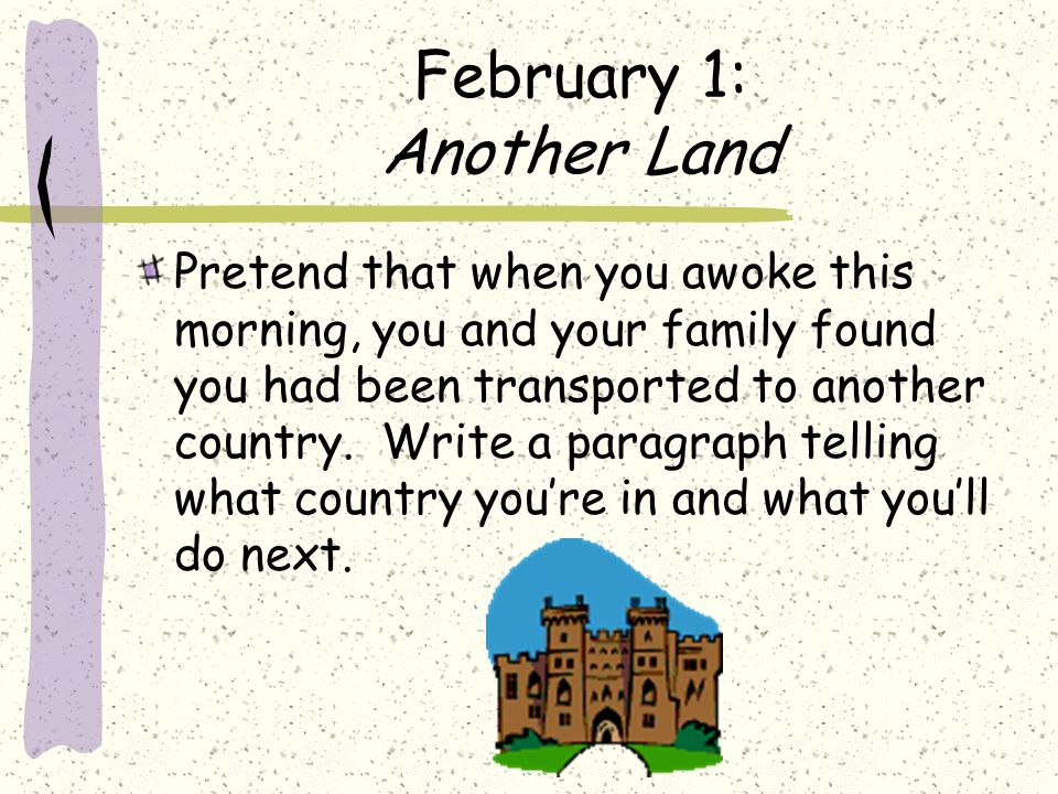 February 1: Another Land