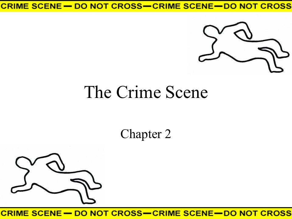 The Crime Scene Chapter 2