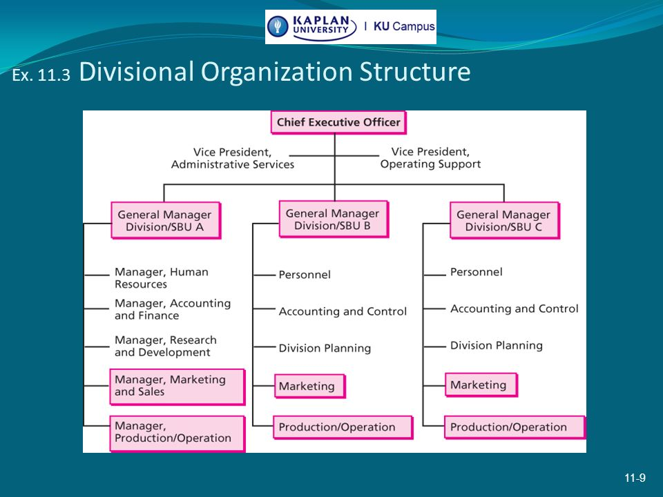 divisional structure and culture management essay There are three main types of organizational structure: types of organizational structure in management 2 [divisional organizational structure] | advantages & disadvantages of divisional organizational structure also viewed.