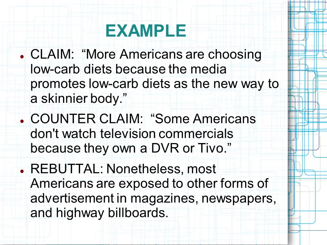 the american diet essay Obesity and the american diet term papers, essays and research papers available.
