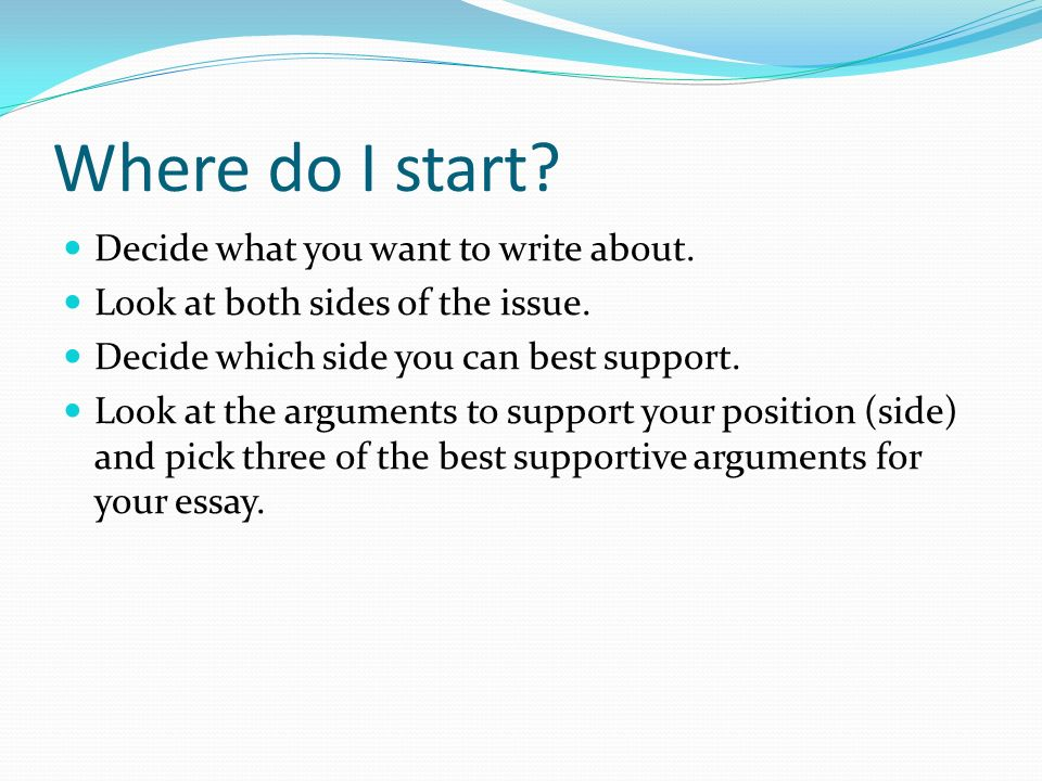 what do you need in a persuasive essay What is the main difference between a persuasive essay and a narrative essay question 13 options: a persuasiv get the answers you need, now.