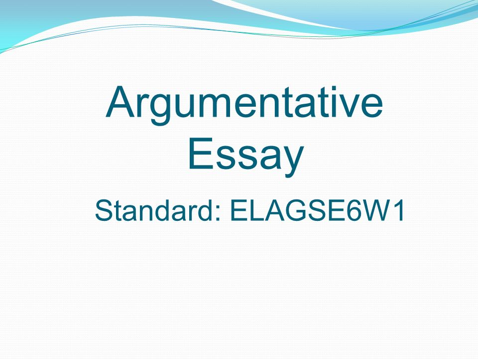 argumentative essay standardized testing Argumentative essay on standardized testing standardized tests are exams designed to measure a student's scholastic performance these tests are a controversial issue, because some people feel the test do not show the students' intelligence.