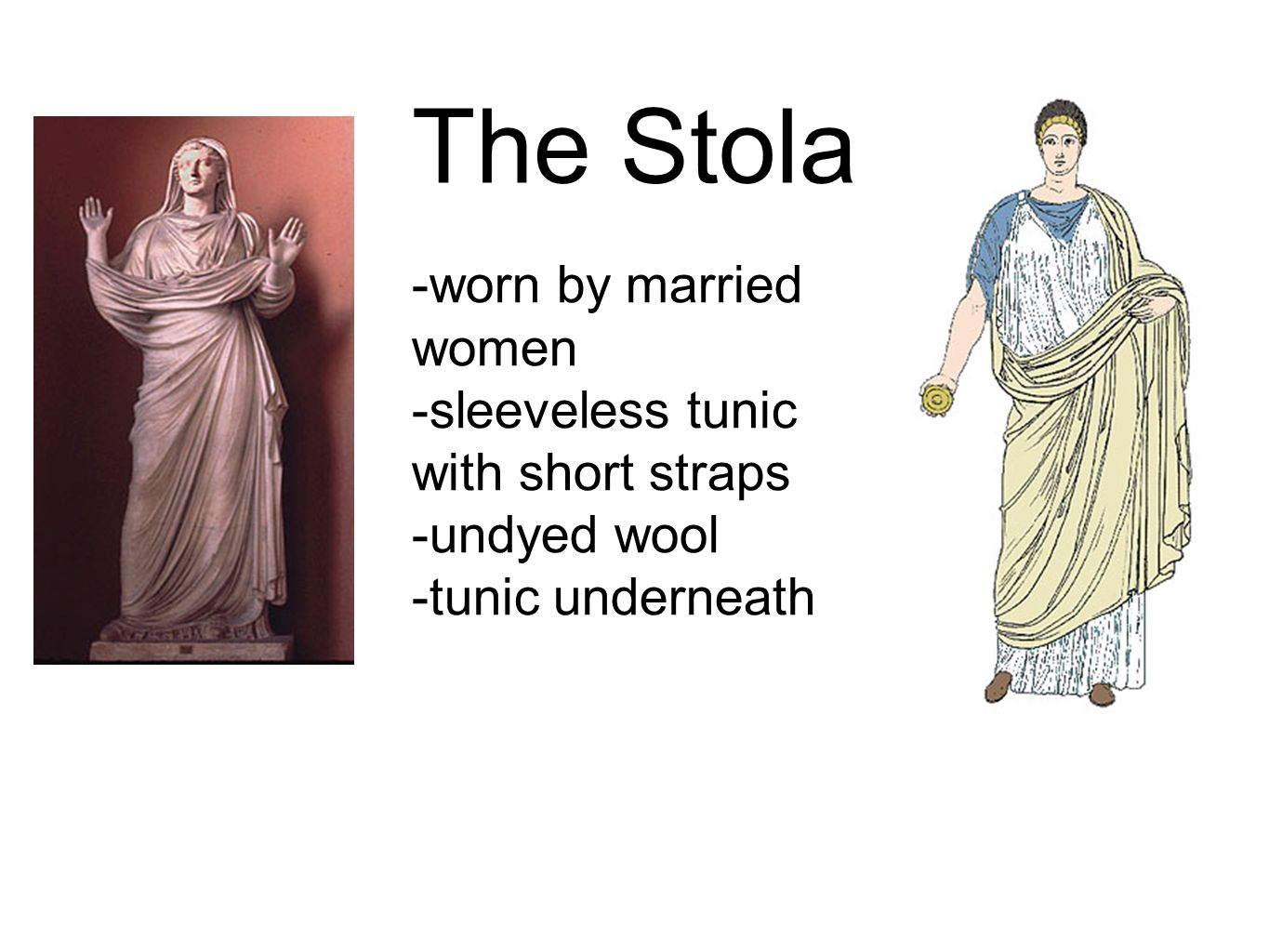 roman clothing and personal appearance ppt video online