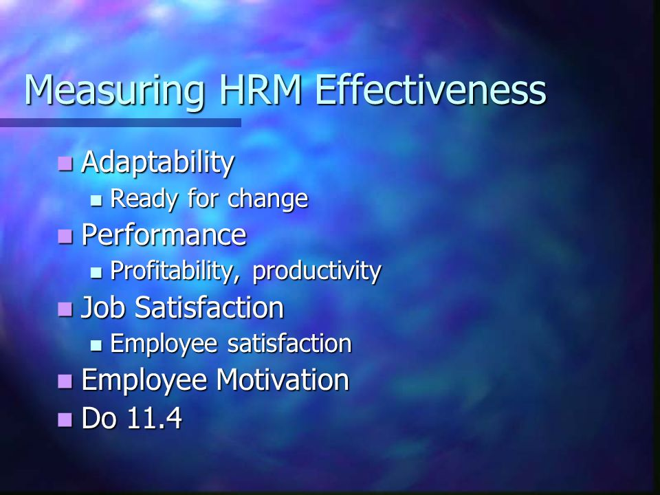 hrm and employee productivity Browse employee benefits and productivity content selected by the human resources today community.