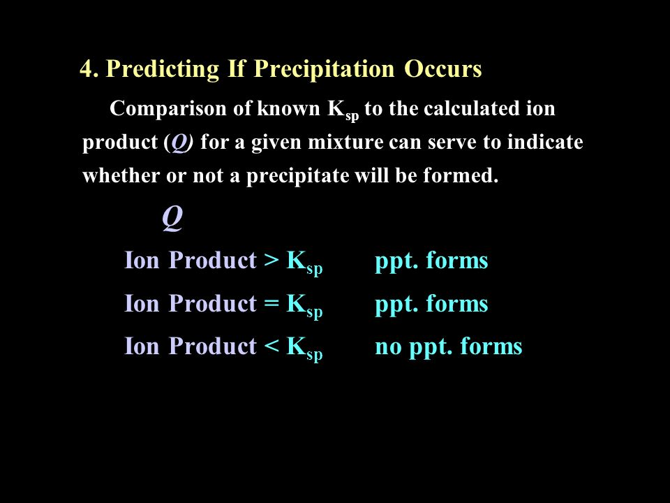 4. Predicting If Precipitation Occurs