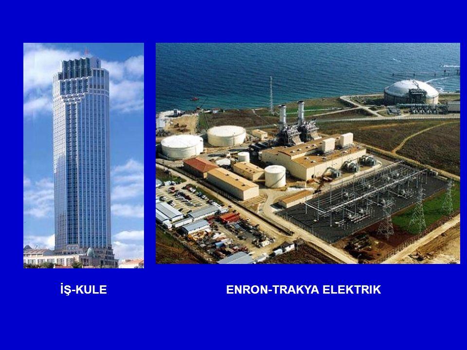 ENRON-TRAKYA ELEKTRIK