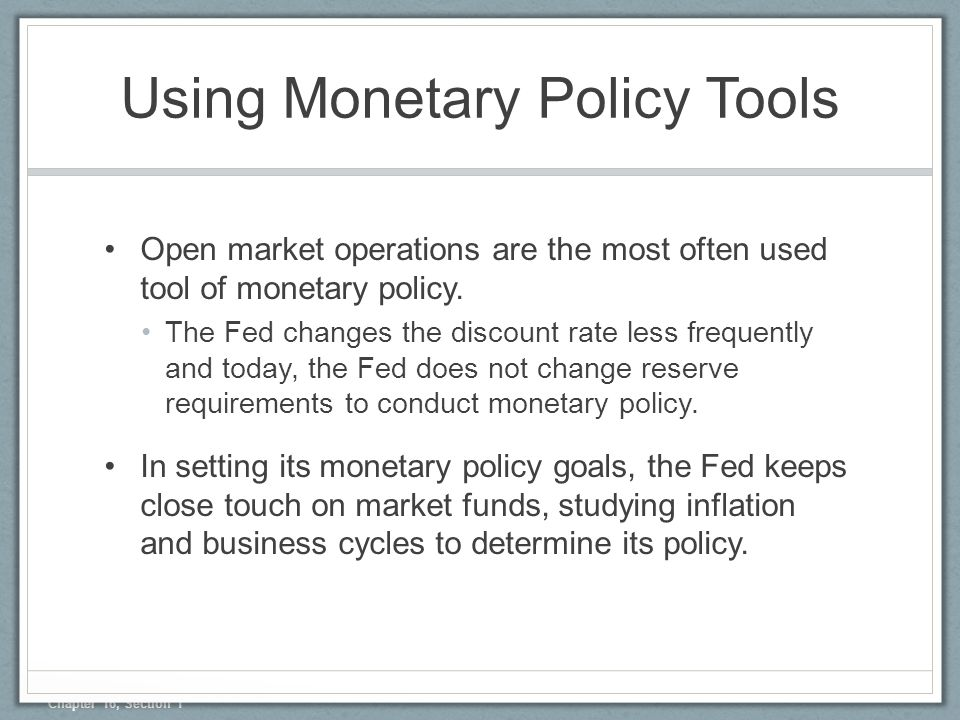 the federal reserve monetary policy Monetary policy is how central banks manage liquidity to sustain a healthy economy 2 objectives, 2 policy types, and the tools used.