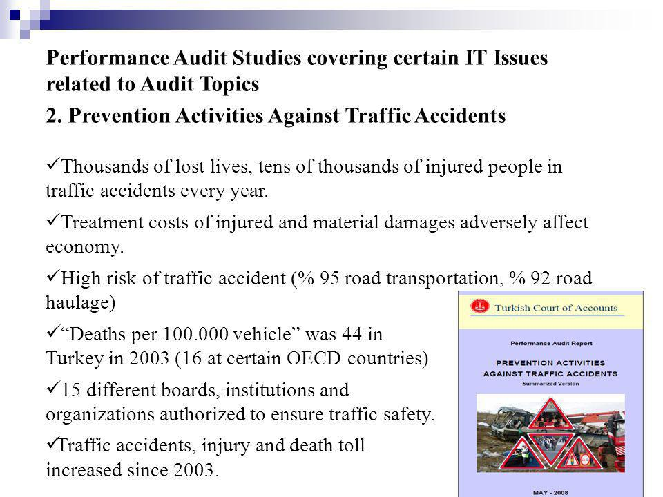 2. Prevention Activities Against Traffic Accidents