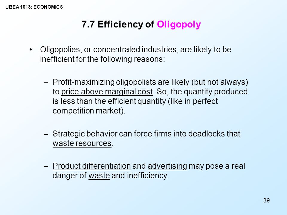 examples of oligopoly in india Characteristics of oligopoly are found in an oligopoly type of market few sellers, interdependence, importance of advertising and selling costs, competition etc  the car market in india.