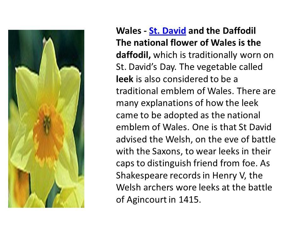 Wales - St.