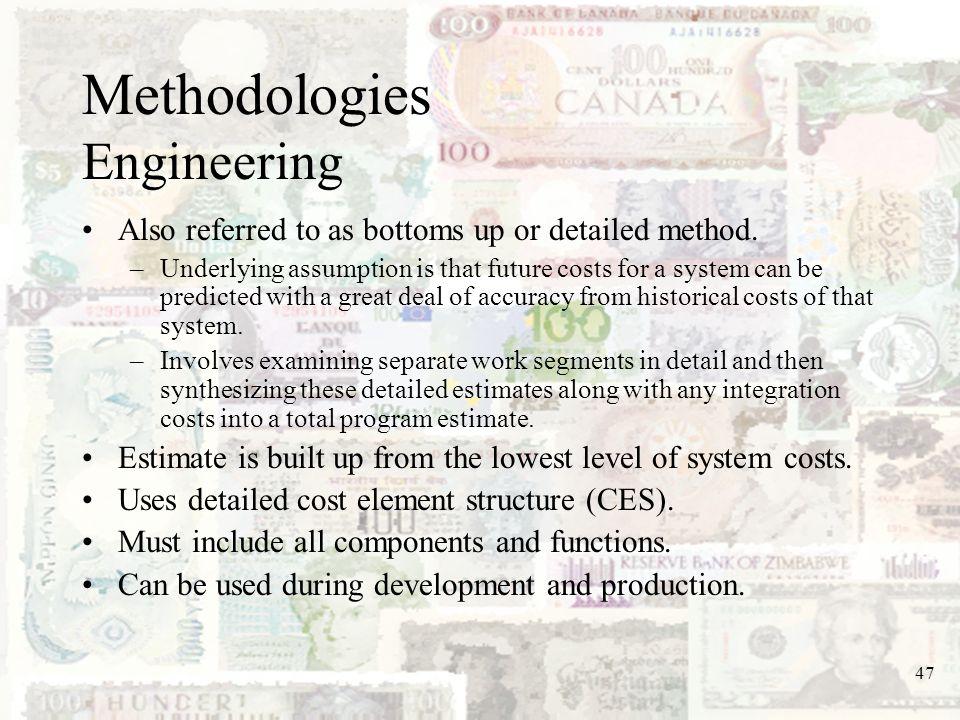 Methodologies Engineering