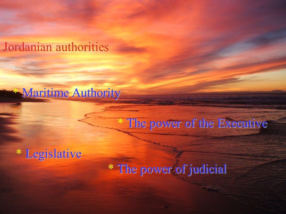 Jordanian authorities