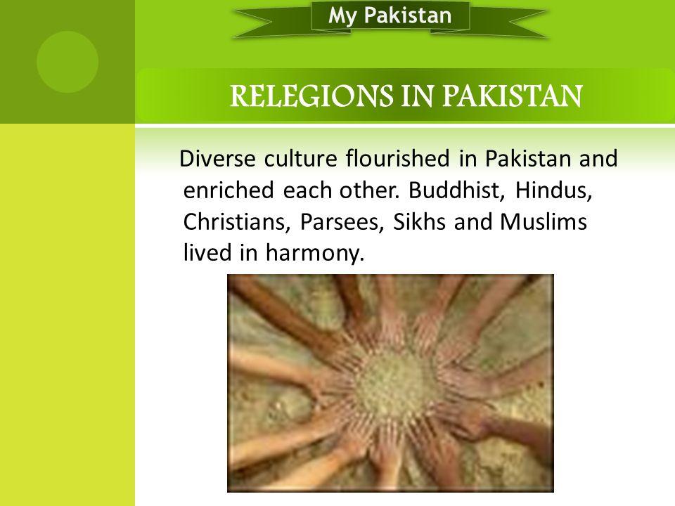 My Pakistan RELEGIONS IN PAKISTAN.
