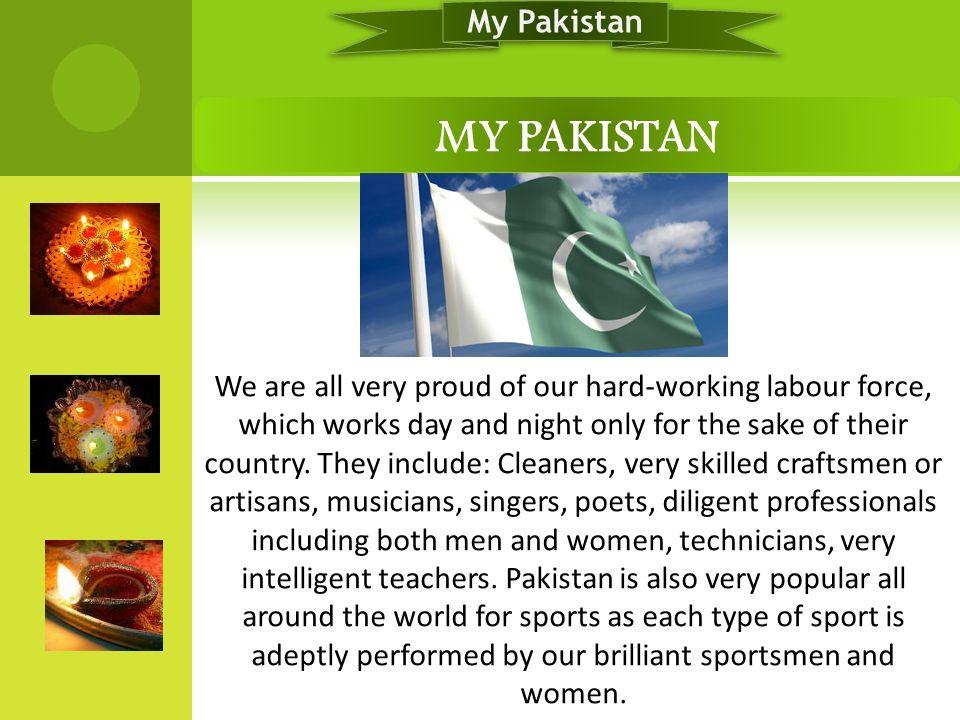 MY PAKISTAN My Pakistan
