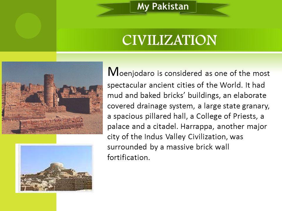 CIVILIZATION My Pakistan