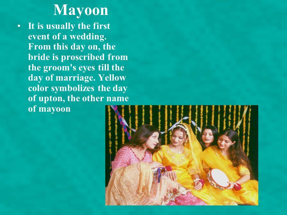 Mayoon