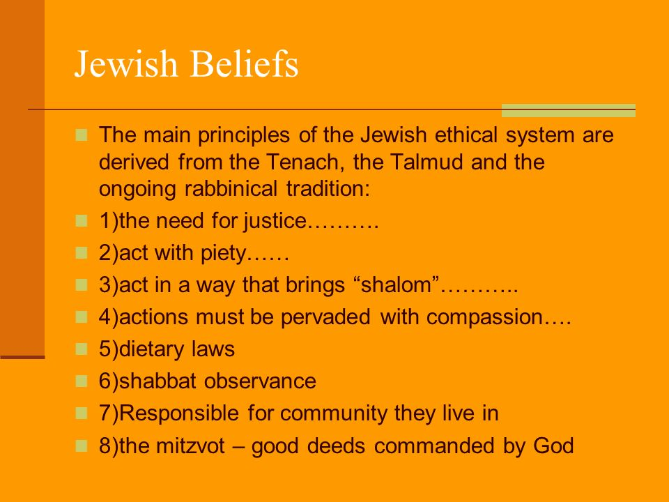 an analysis of the religion of judaism Clearly, there is a religion called judaism, a set of ideas about the world and the way we should live our lives that is called judaism it is studied in religious studies courses and taught to jewish children in hebrew schools.