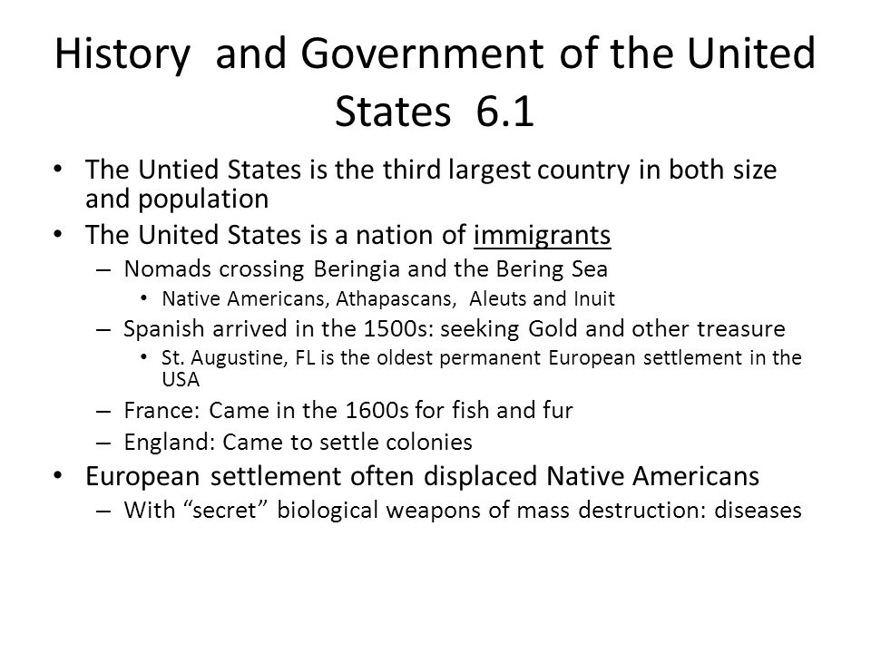 the history of the united states and its government Robespierre and his allies in the french government created a state-sponsored  newspaper to counter what they saw as the media's lies then.