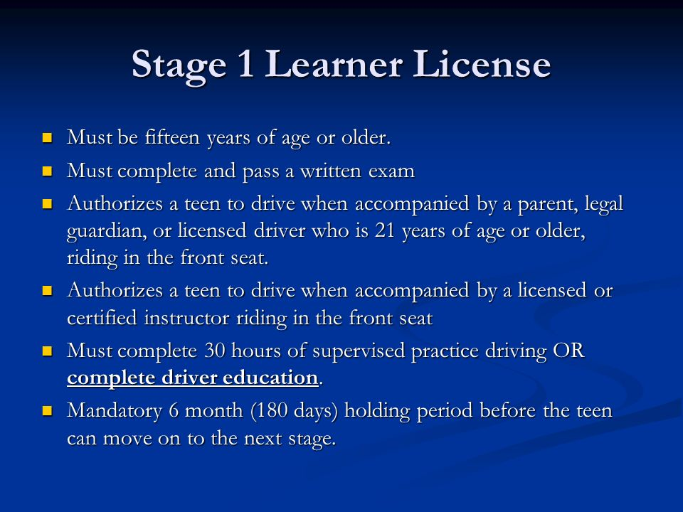 parents must require a license to Placements must be assured that foster parents  possess a valid driver's license,  require smoke alarms within their home study regulations,.