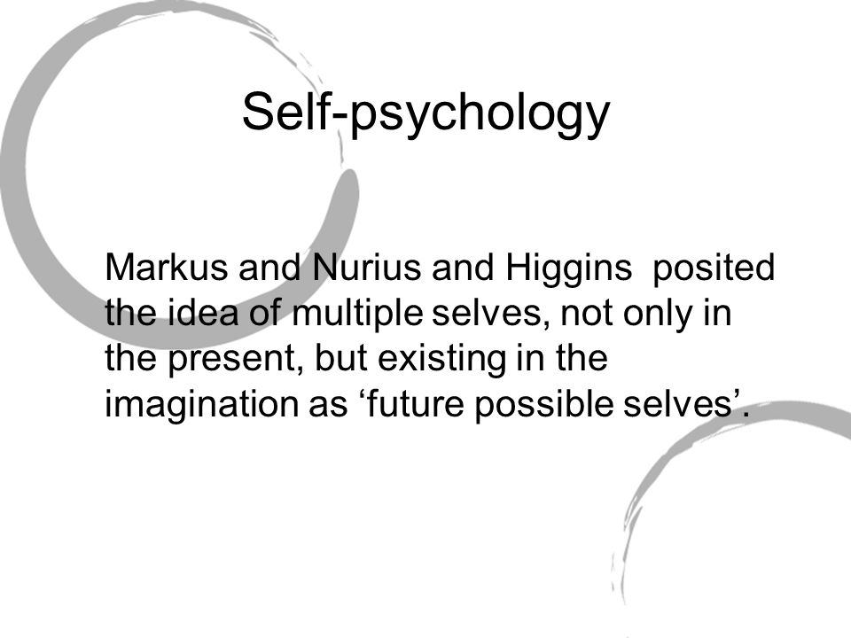 Self-psychology