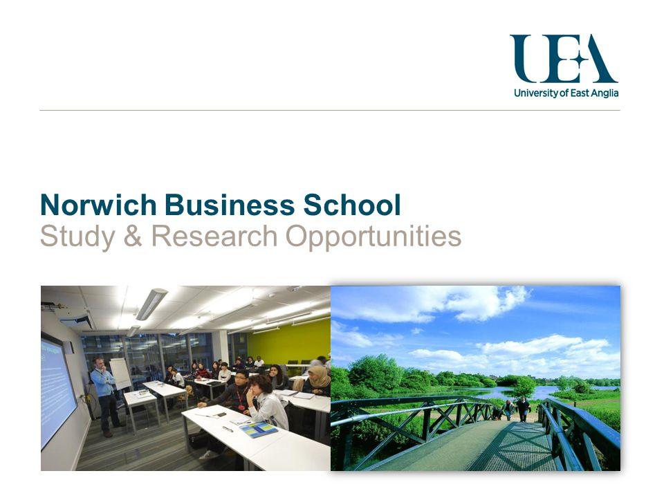 Norwich Business School