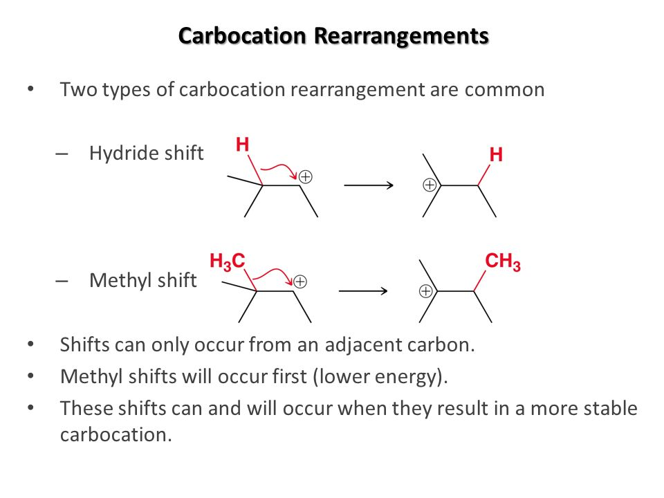 how to tell which carbocation is more stable