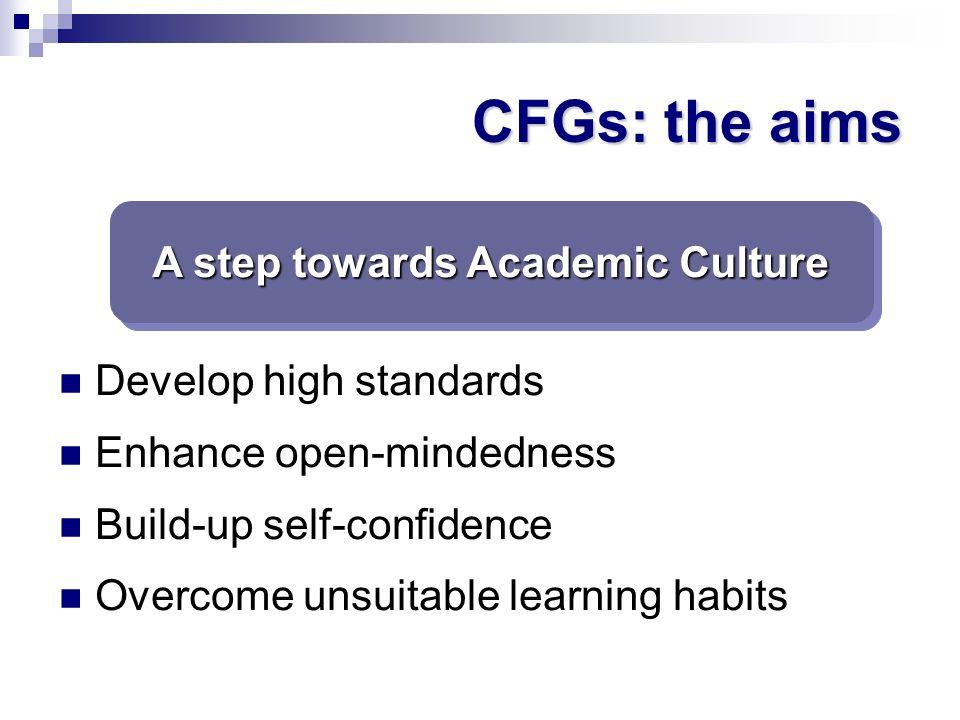 A step towards Academic Culture
