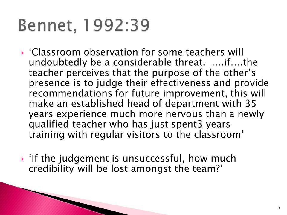 Bennet, 1992:39