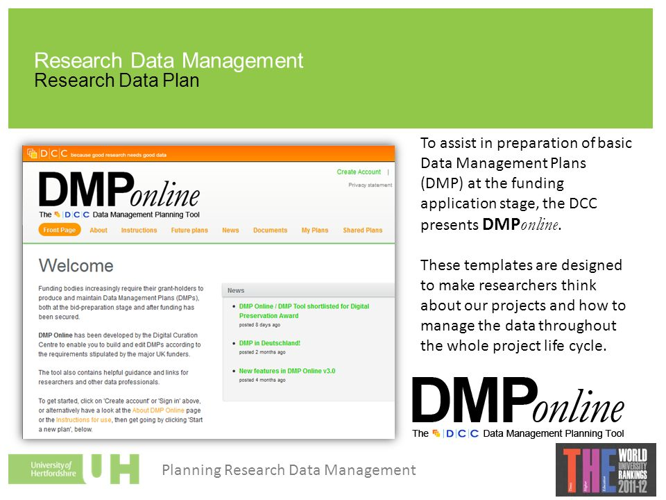 Research Data Management For Researchers - ppt download