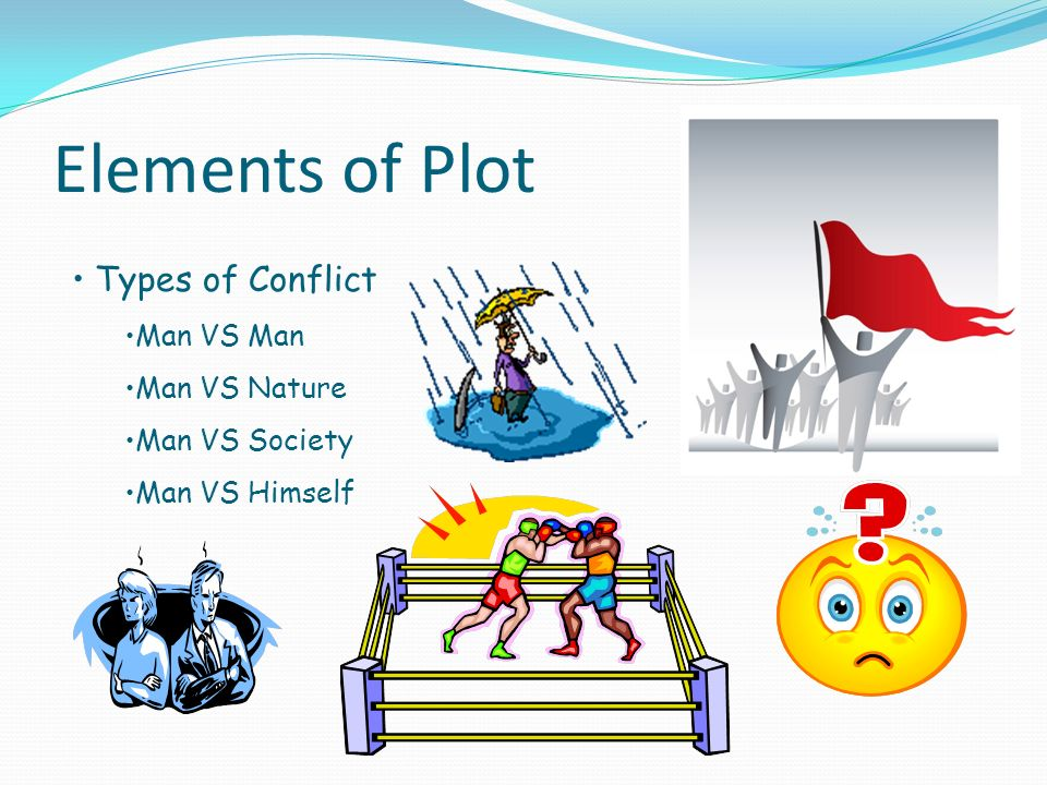 man nature conflicts and consequences The man vs self conflict is the protagonist's internal struggles between his thoughts and ideas ex: when paul didn't know what he should do with joey.