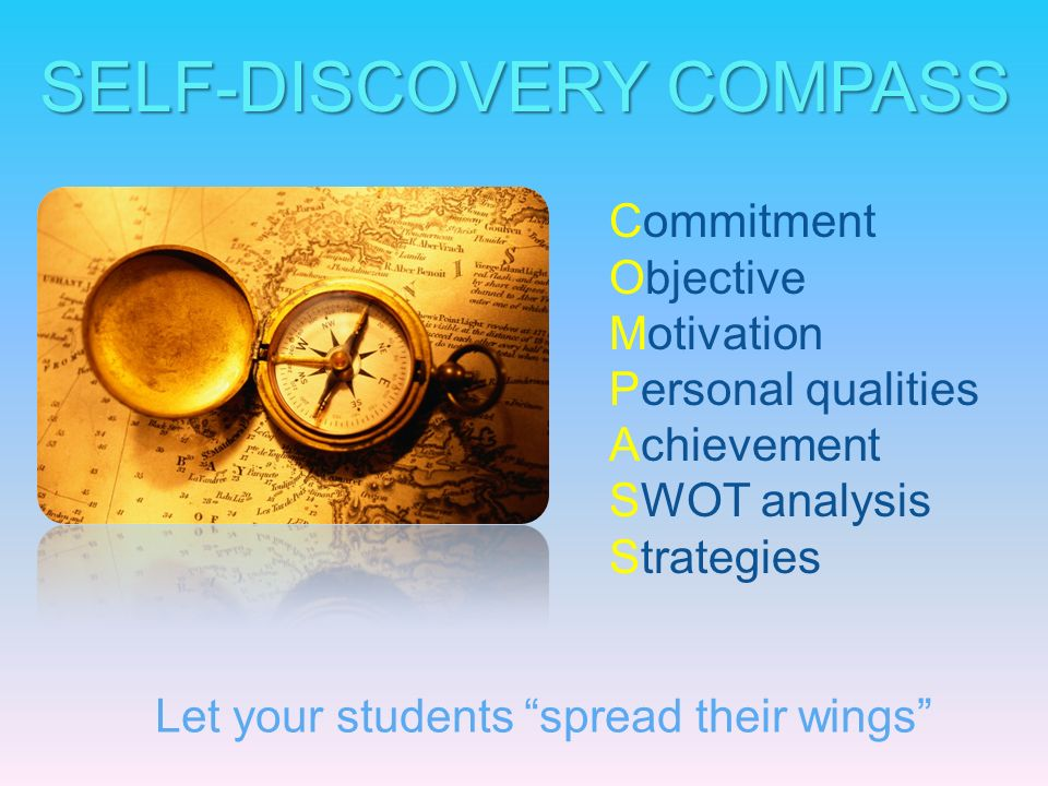 SELF-DISCOVERY COMPASS