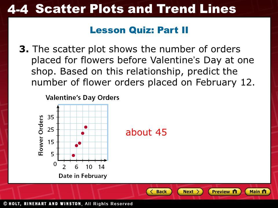 scatter plots and trend lines ppt download. Black Bedroom Furniture Sets. Home Design Ideas