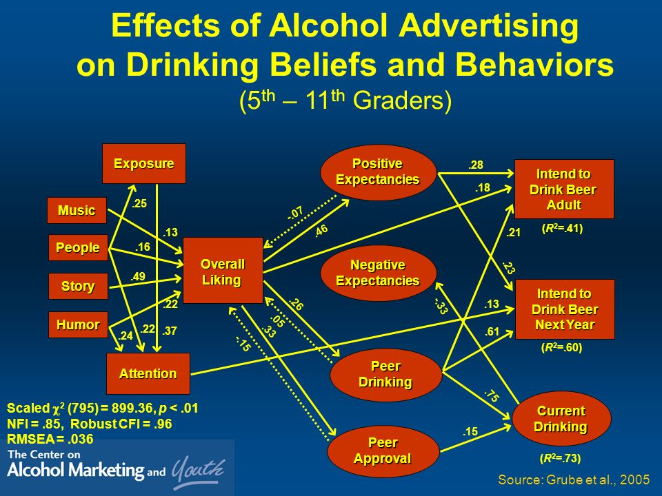 effect of alcohol advertisements on our youth essay Our youth and our media  if one's circle of friends is intolerant of not drinking alcohol,  can't predict the effect of alcohol (the effect of one.