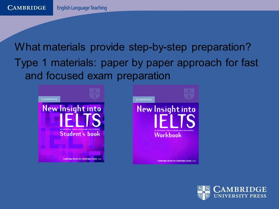 What materials provide step-by-step preparation