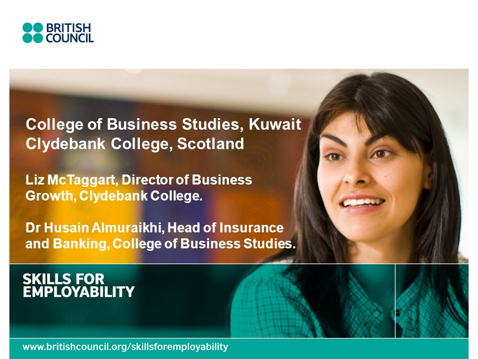 College of Business Studies, Kuwait