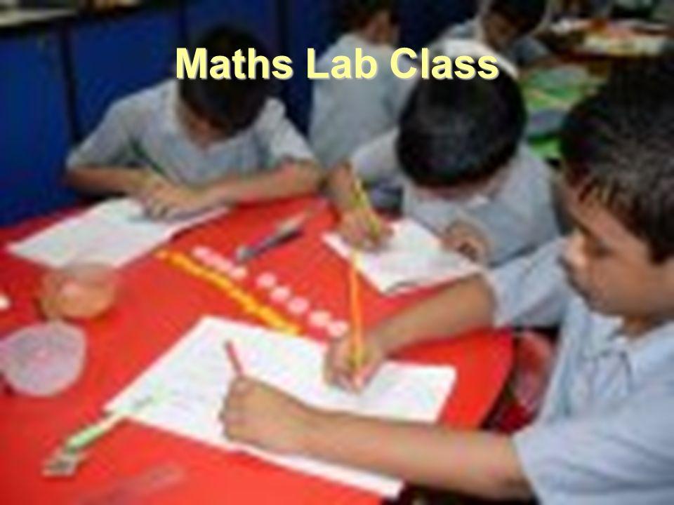 Maths Lab Class