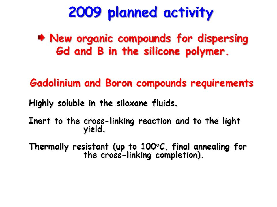 preliminary tests of organic compounds The present meaning of organic compound contains a significant amount of carbon even though many of the organic compounds today have no association with any substance found in living organisms there is no official meaning of an organic compound.