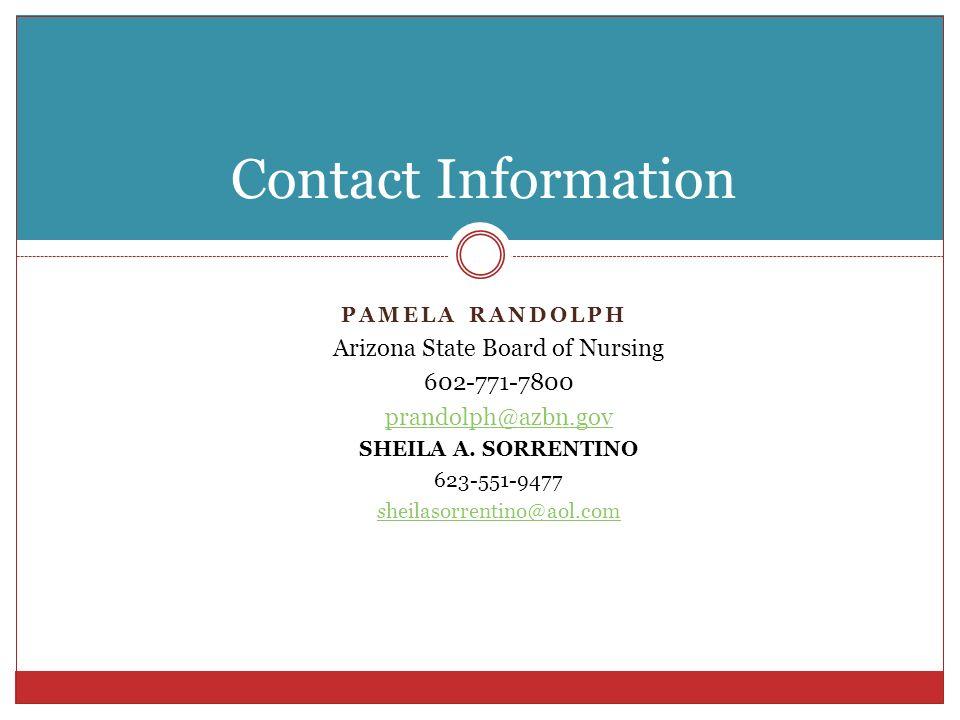 Arizona State Board of Nursing