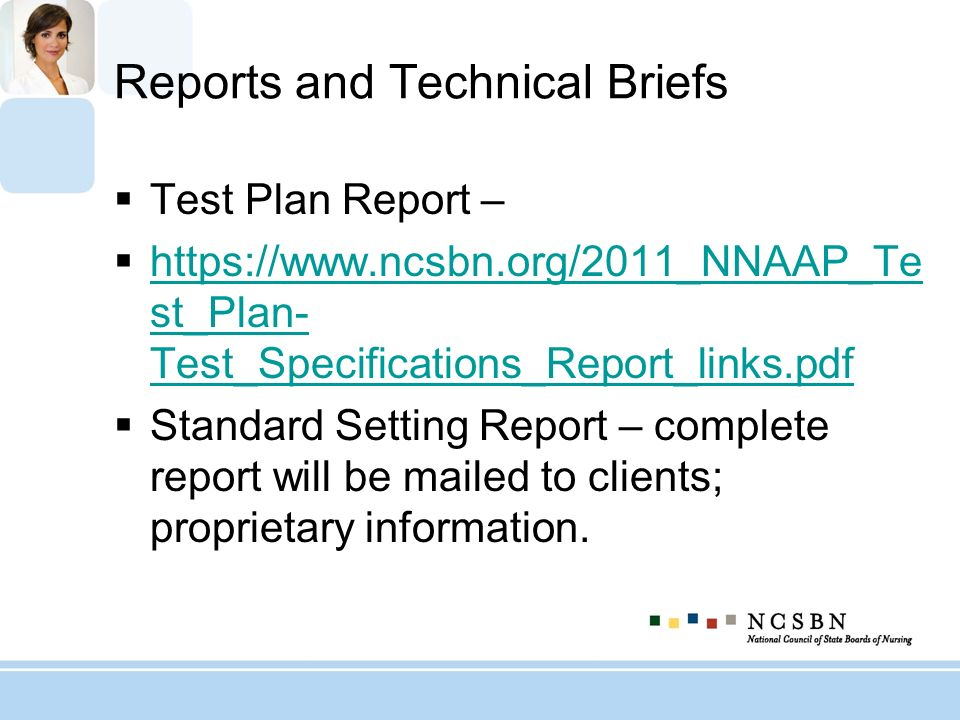 Reports and Technical Briefs