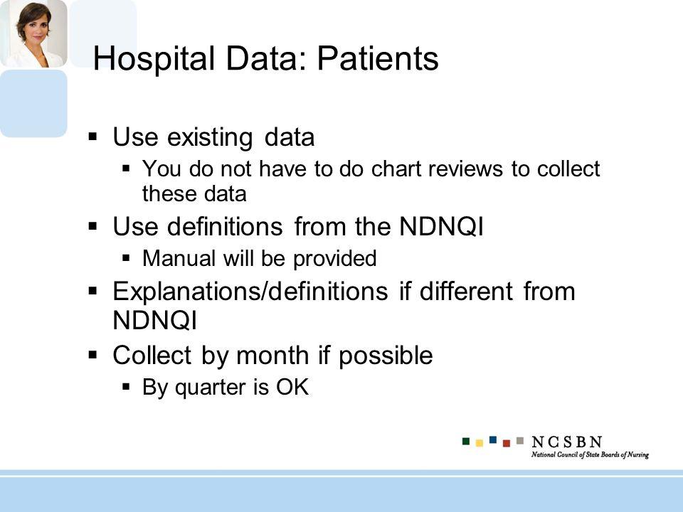 Hospital Data: Patients