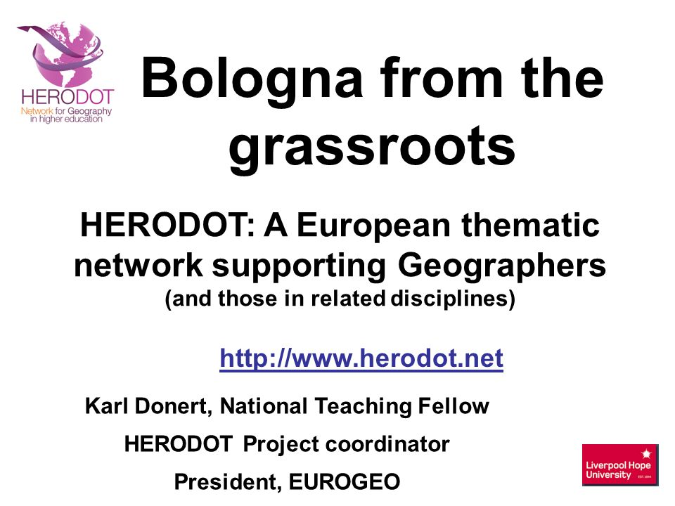 Bologna from the grassroots