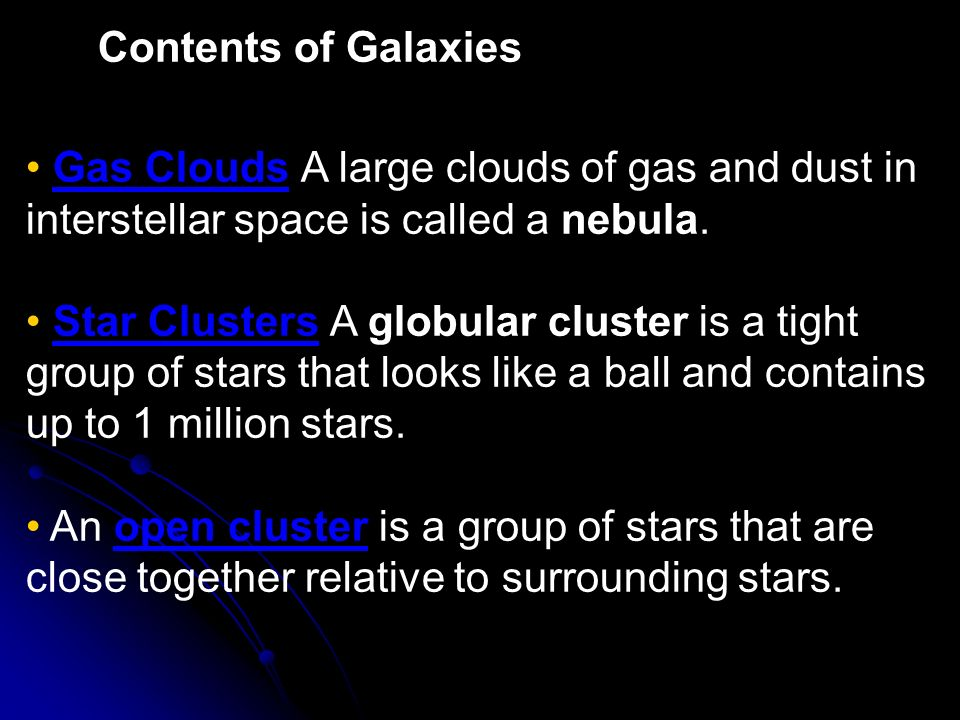 Group Of Stars Is Called 39