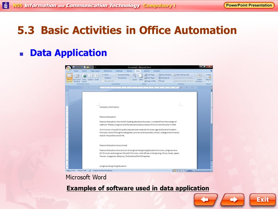 automation application examples